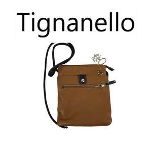 Tignanello Brown Small Handbag